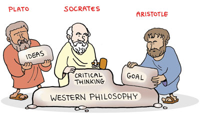 plato has stronger reasoning than aristotle essay